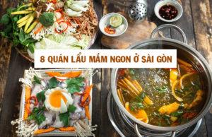 Top 8 quán lẩu bún mắm ngon ở Sài Gòn đậm đà hương vị miền Tây