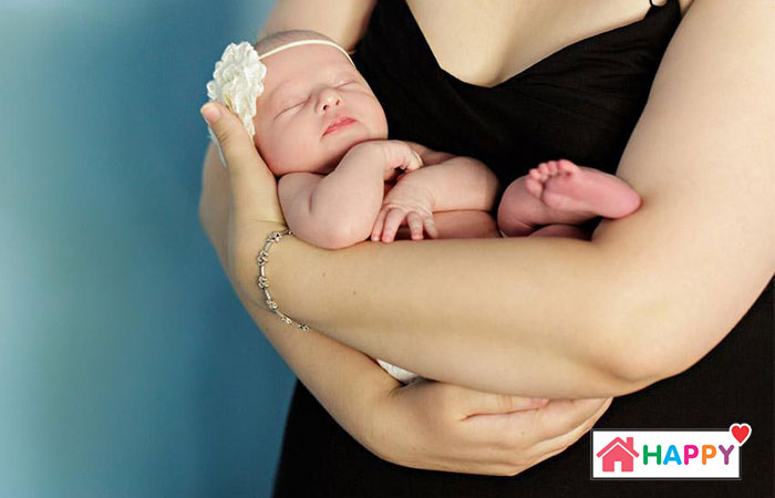 có nên luyện ngủ cho trẻ sơ sinh