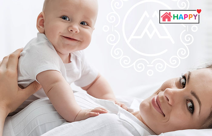 trẻ 3 tháng tuổi tuần thứ 2