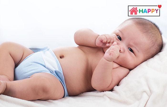 cách trị đờm cho trẻ sơ sinh dưới 1 tháng tuổi