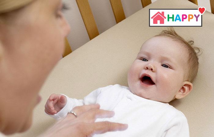 chăm sóc trẻ 9 tháng tuổi