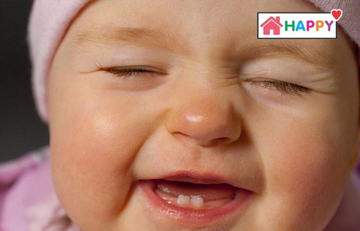 Tùy theo mỗi bé, độ tuổi mọc răng sẽ khác nhau
