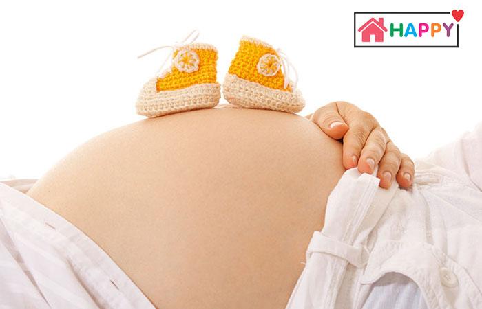 Có thai đau bụng như hành kinh