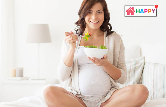 Da của mẹ sẽ dễ bị khô khi mang thai được 24 tuần tuổi