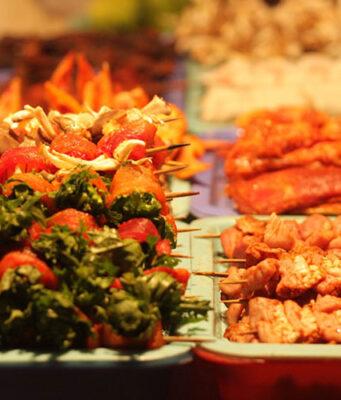 Quán nướng ngon rẻ ở Sài Gòn